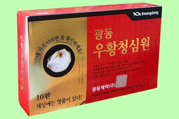 Tinh dầu thông đỏ Kwangdong