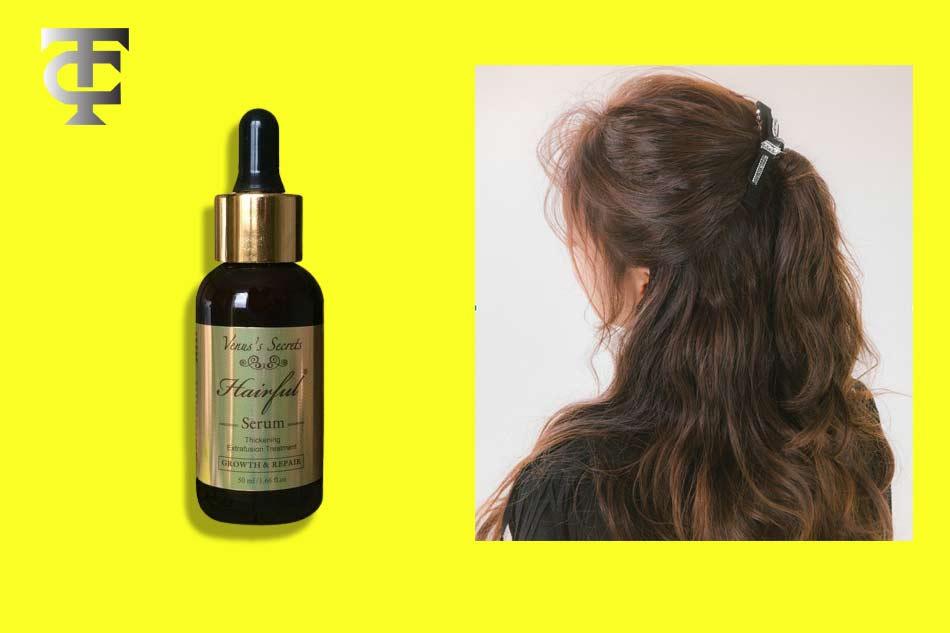 Cách sử dụng Hairful Serum