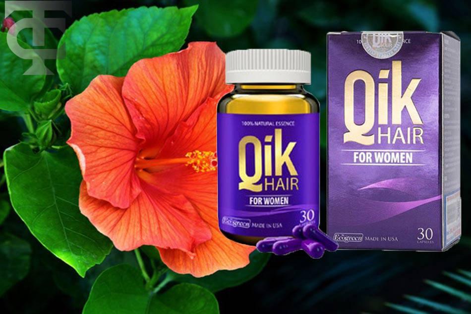 Thuốc mọc tóc Qik Hair For Women