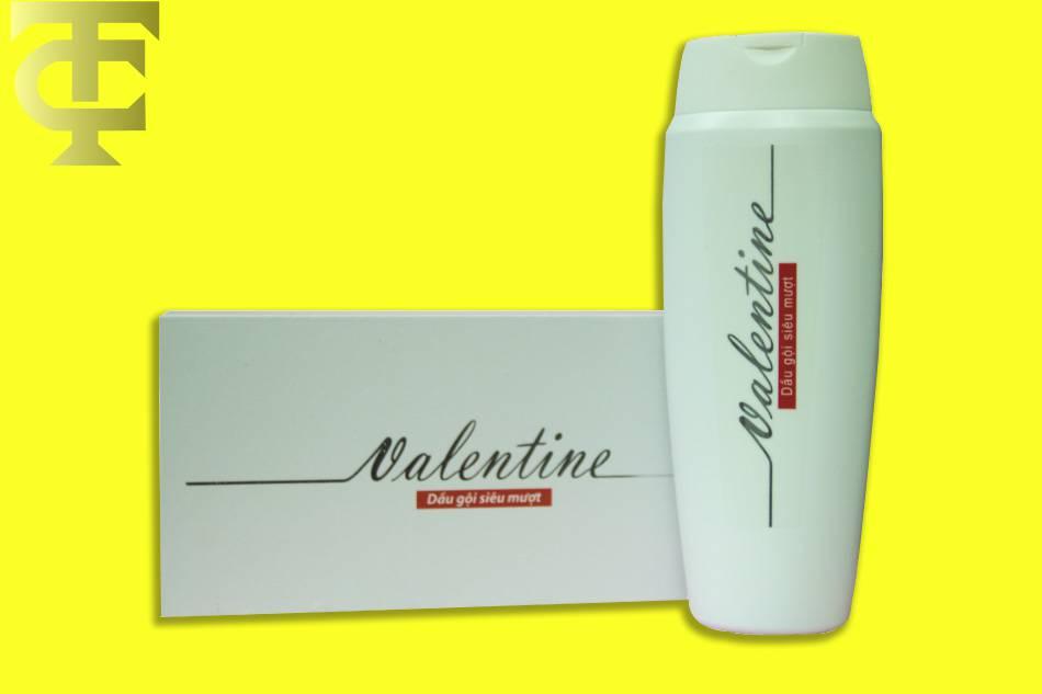 Thành phần của dầu gội Valentine