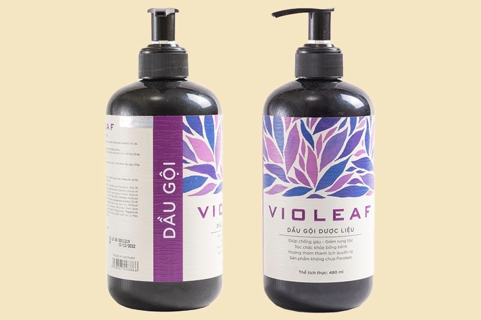 Dầu gội Dược liệu Violeaf