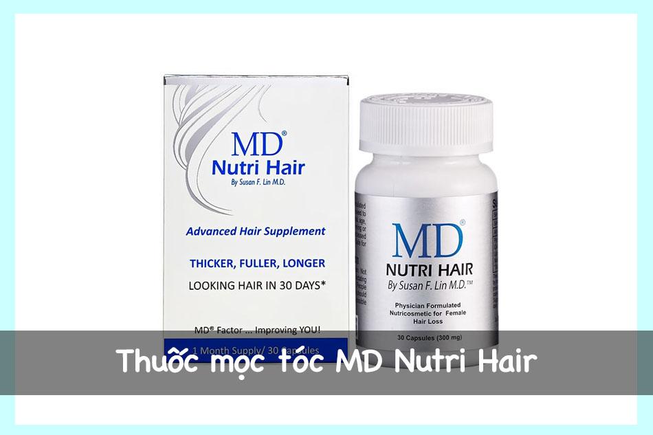 Thuốc mọc tóc MD Nutri Hair