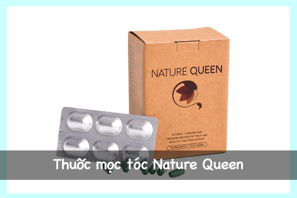 Thuốc mọc tóc Nature Queen
