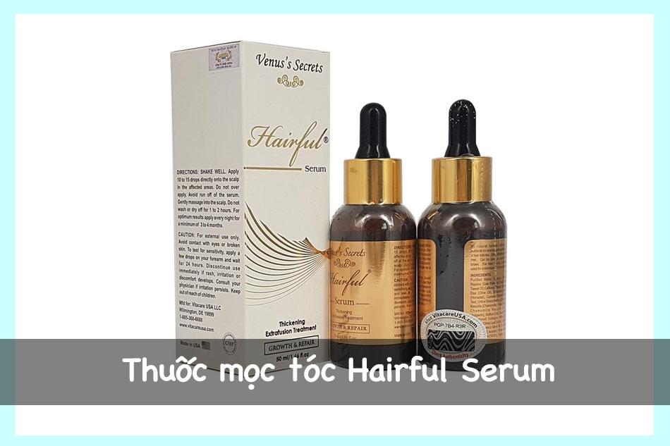 Thuốc mọc tóc Hairful Serum
