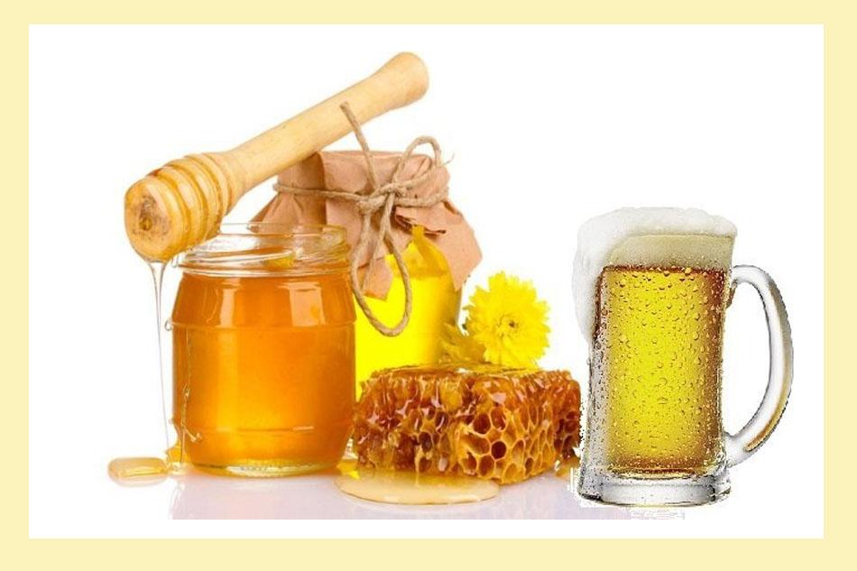 Cách ủ tóc bằng bia, mật ong và bơ chín