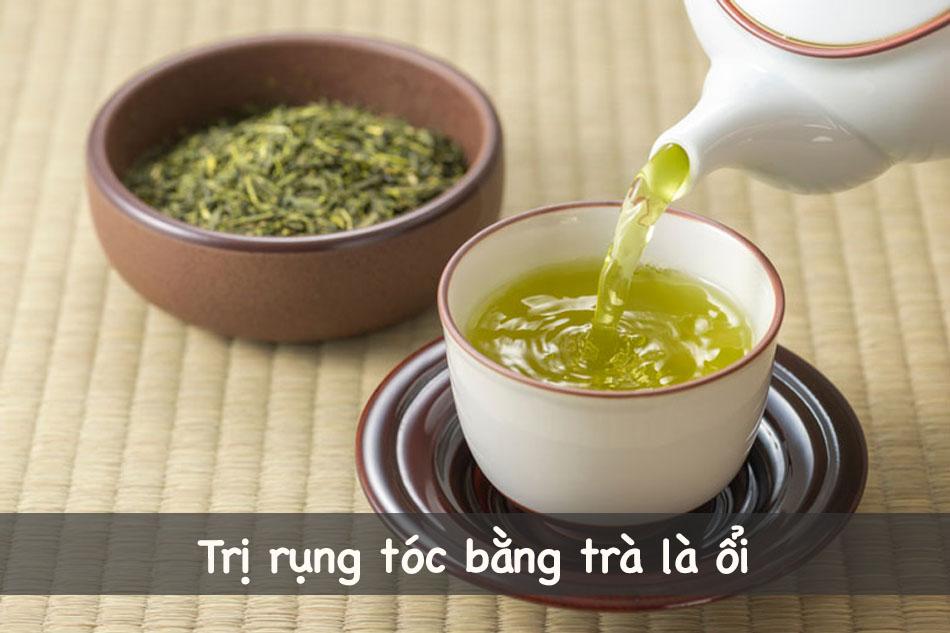 Điều trị bệnh rụng tóc và làm đẹp da bằng trà lá ổi